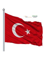Türk Bayrağı 50x70