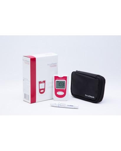 Benecheck Hemoglobin Ölçüm Cihazı + benecheck hemoglobin stribi 1 kutu