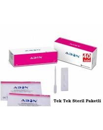 GEBELİK TESTİ 40 lık PAKET Abon - Acon
