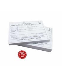 Difteri tetanoz aşı kartı