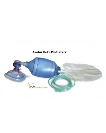 Ambu set pvc pediatrik